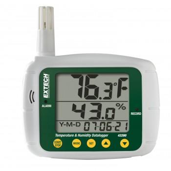 Datalogger Temperatura e humidade
