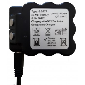 Bateria compativel GEB77 c/ carregador