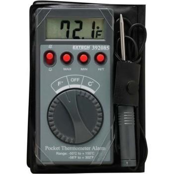 Termómetro/Alarme de Bolso