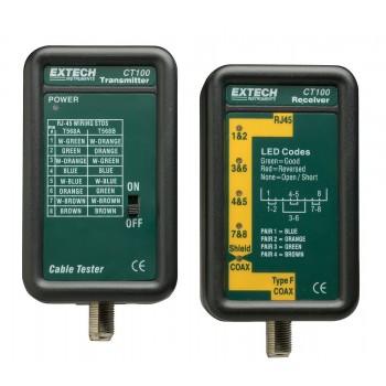Testador de cabos CT100