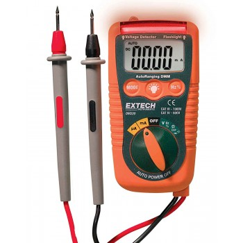 Mini Multímetro c/ detecção voltagem sem contacto