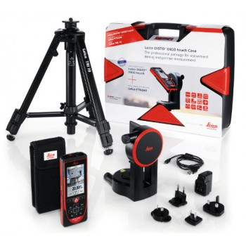 Leica DISTO™ D810 Touch Pro Pack