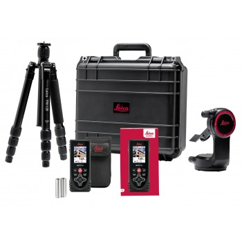 Leica DISTO™ X4 Kit