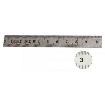 Régua Aço 150 a 1000 mm