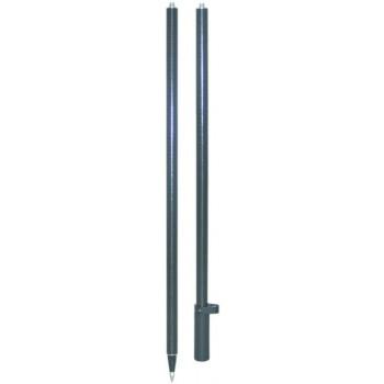 Bastão aluminio 2 metros
