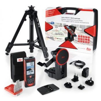 Leica DISTO™ S910 Building Package